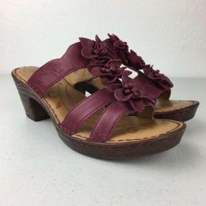 Born Zenia Sandal Heels